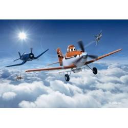 Fototapeta Samoloty w Chmurach 8-465 Komar