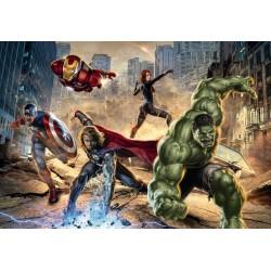 Fototapeta Avengers Street Rage Marvel 8-432 Komar