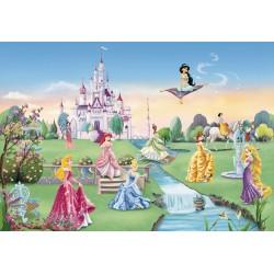 Fototapeta Disney Księżniczki Princess Castle 8-414 Komar