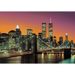 Fototapeta Wall Murals Brooklyn Bridge New York 00960 Wizard & Genius
