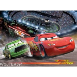 Fototapeta Disney Cars Auta 4-008D 254x184