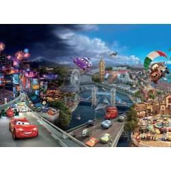 Fototapeta  Disney Cars 4-012P 284x184
