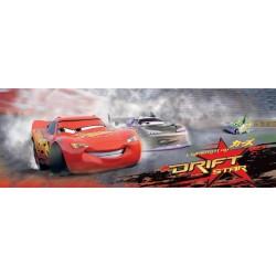 Fototapeta Panoramiczna Auta Zygzag Mcqueen Disney 2-002 Consalnet