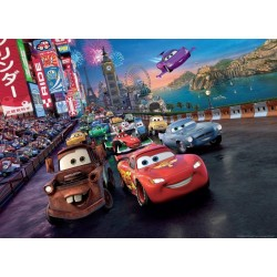 Fototapeta Cars Auta Disney 4-013 Consalnet